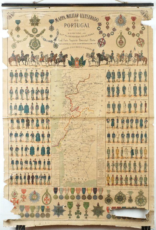 Mappa Militar Ilustrado
