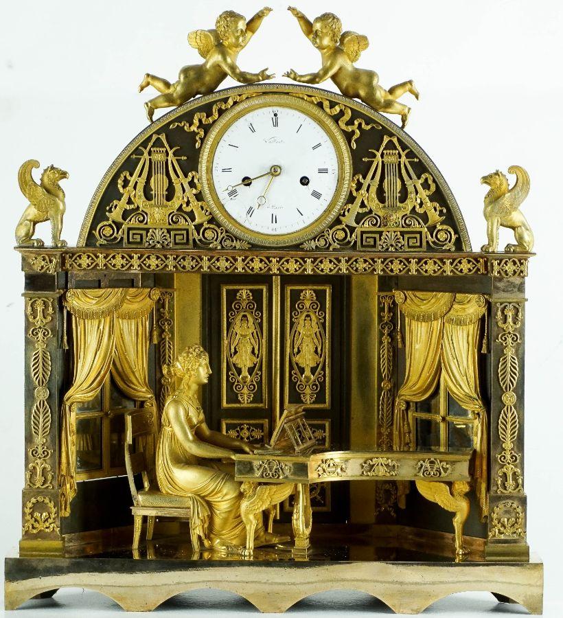 Relógio Império ( Vaillant )