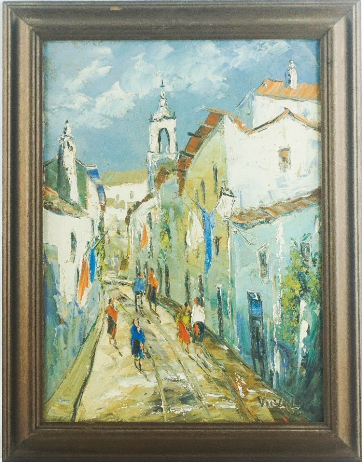 Rua de Aldeia