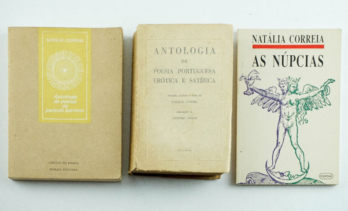 Natália Correia – Primeiras edições