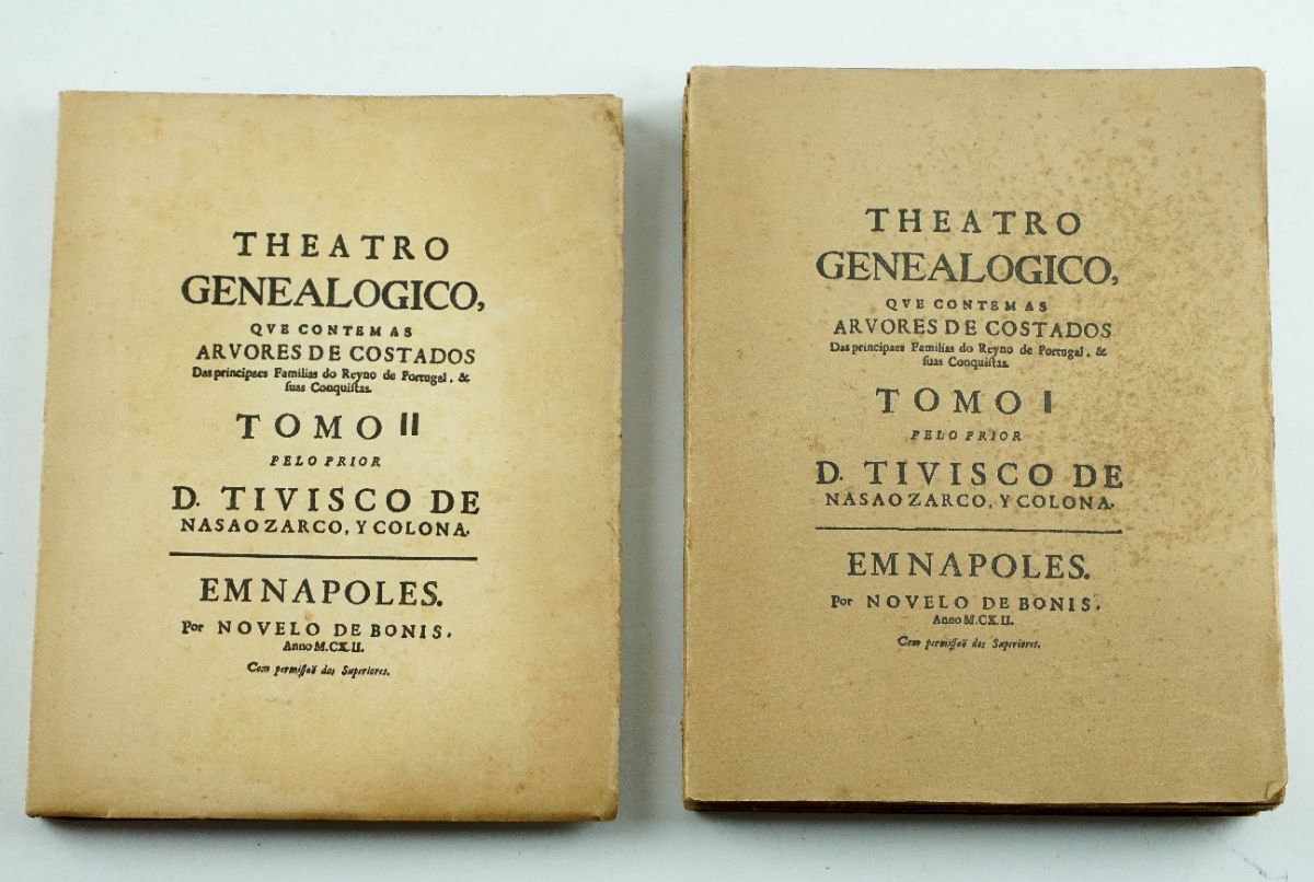 Theatro Genealogico
