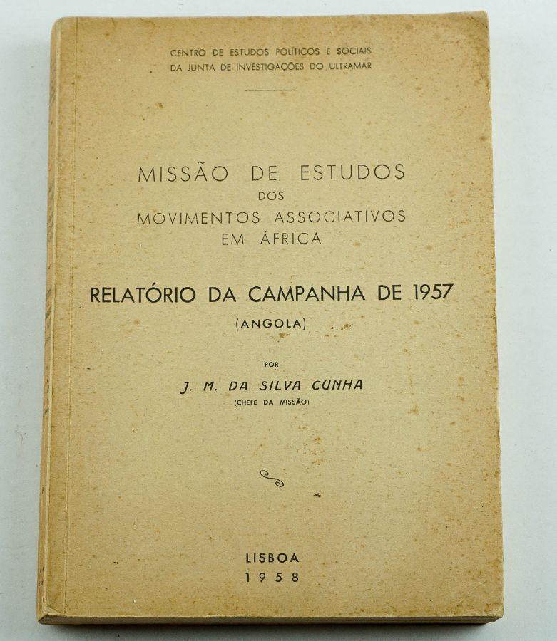 Missão de Estudos dos Movimentos Associativos em Africa – Silva Cunha