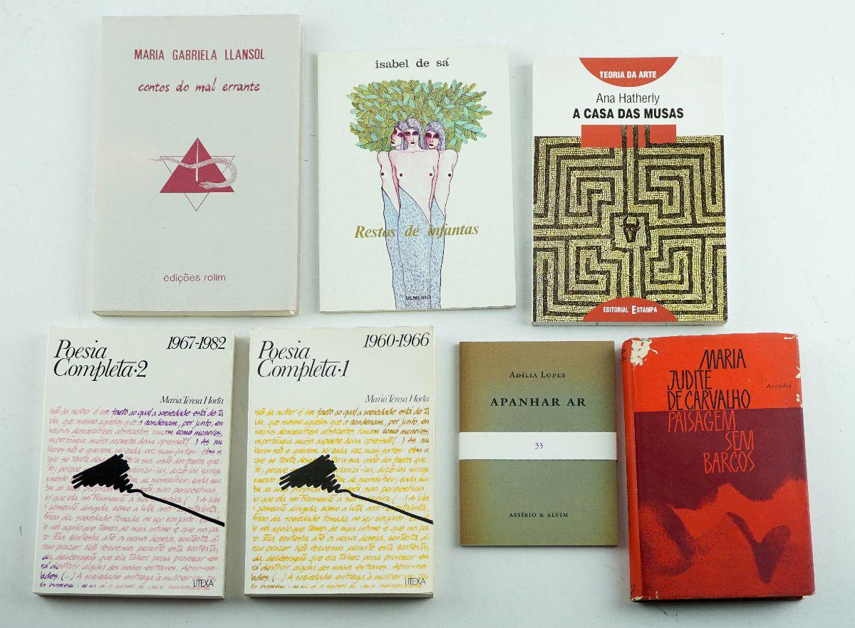 Literatura Portuguesa – escritoras