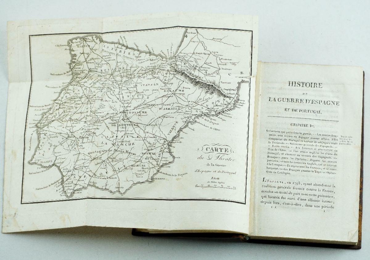 Histoire de La Guerre D´Espagne et De Portugal pendant les annes 1807 à 1813