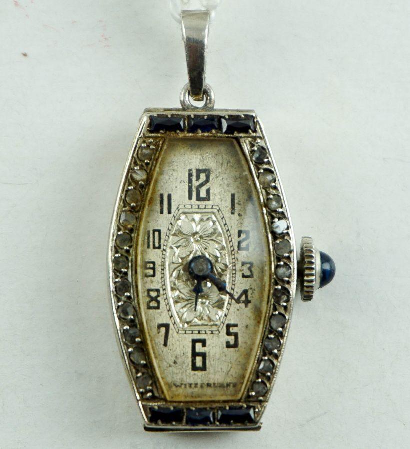 Relógio feminino Art Deco