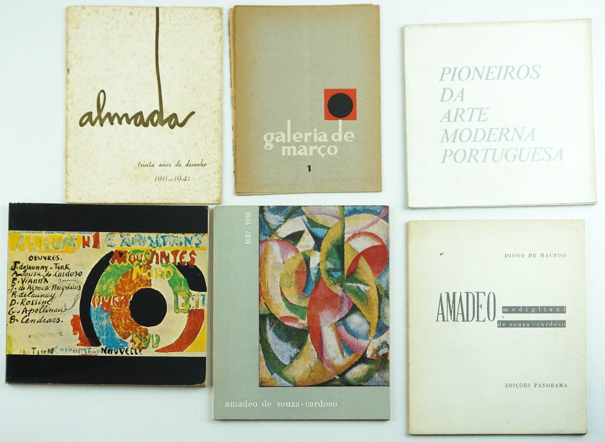 Almada Negreiros, Amadeo de Souza Cardoso