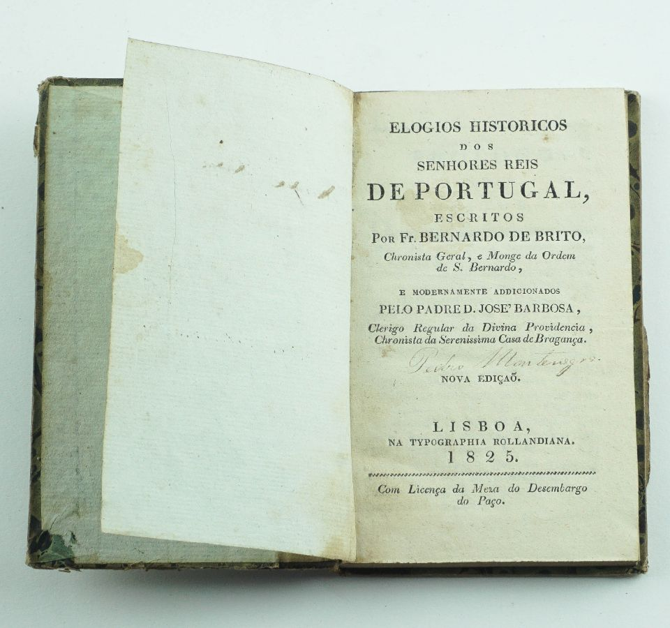 Elogios Históricos dos Senhores Reis de Portugal