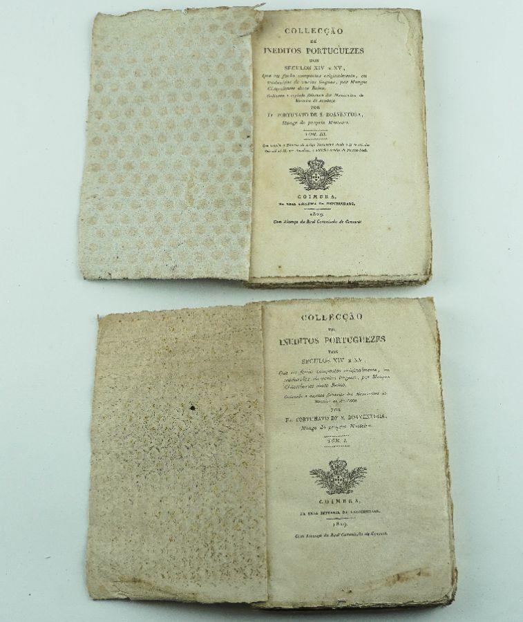 Collecção de Ineditos Portuguezes dos Seculos XIV e XV