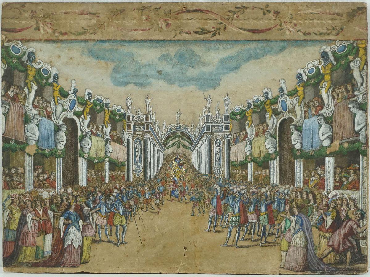 Cena de Triunfo Medieval
