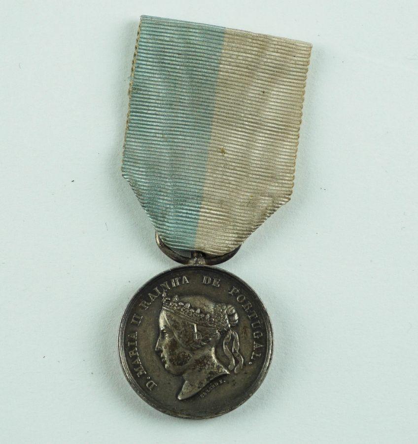 Medalha de D. Maria II