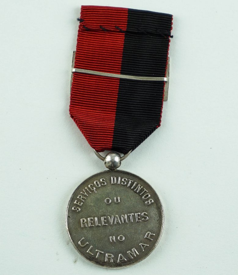 Medalha de Serviços Distintos no Ultramar