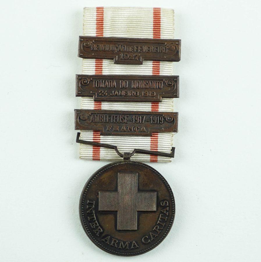 Ambulâncias Cruz Vermelha Portuguesa