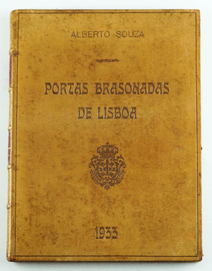 Alberto Souza - Portas Brasonadas de Lisboa