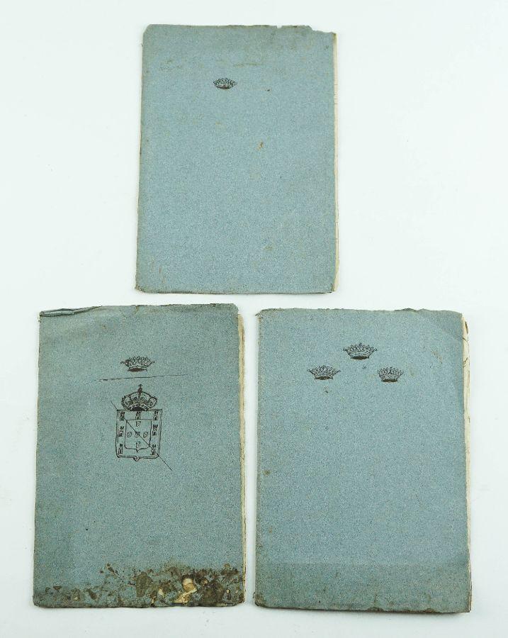 Genealogia – Manuscritos (1839)