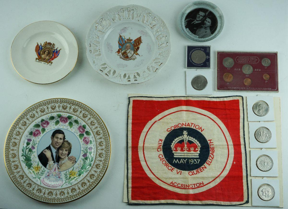 Comemorações Casa Real Inglesa