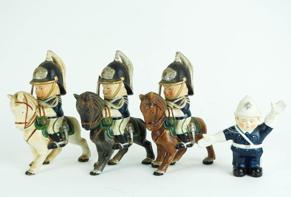 3 GNR a Cavalo