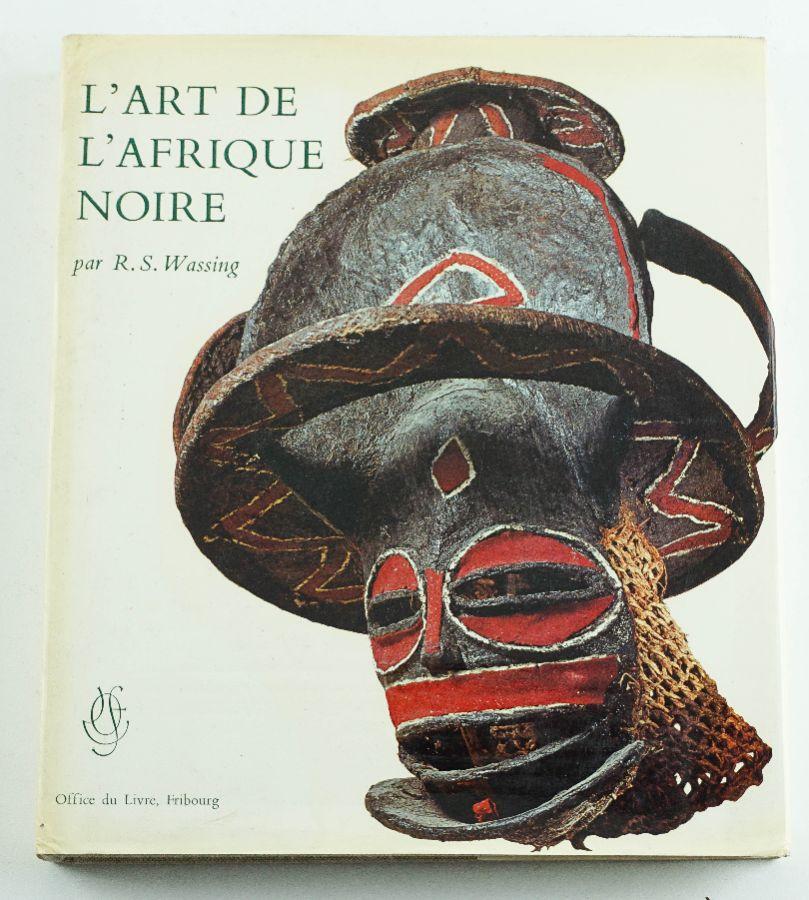 L´ART DE L´AFRIQUE NOIRE