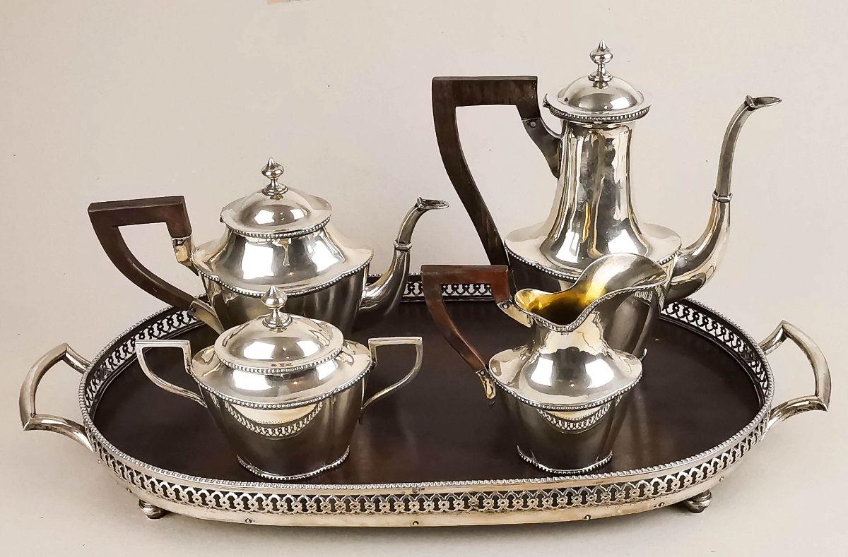 Serviço de Chá e Café