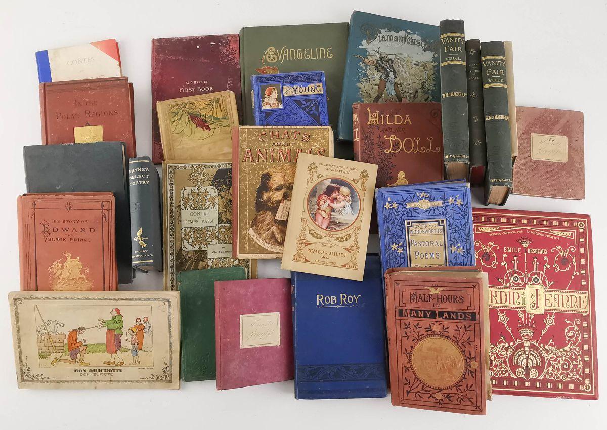 Colecção de Literatura Infantil Séc. XIX