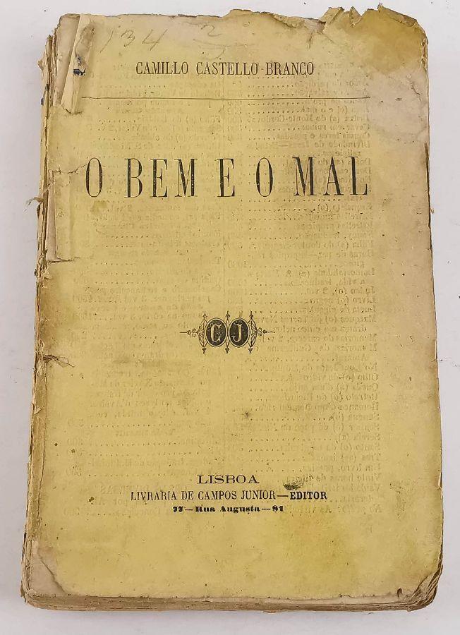 Camilo Castelo Branco – Primeira Edição