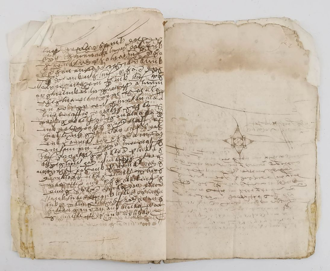Manuscrito da Lezíria da Malveira terras do Ramalhão – 1555