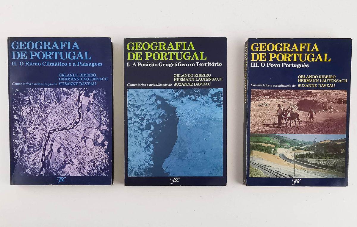 Geografia de Portugal – Orlando Ribeiro