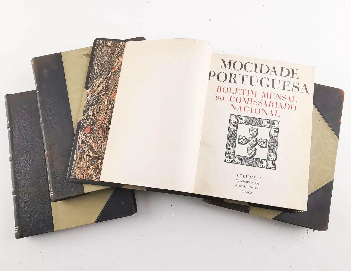 Mocidade Portuguesa (1940-1944)