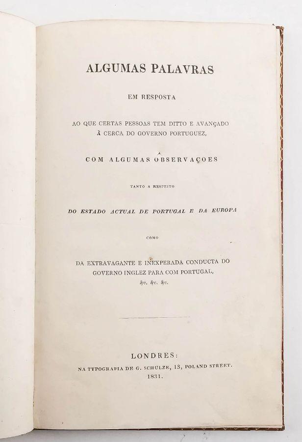 Guerras Liberais (1831)