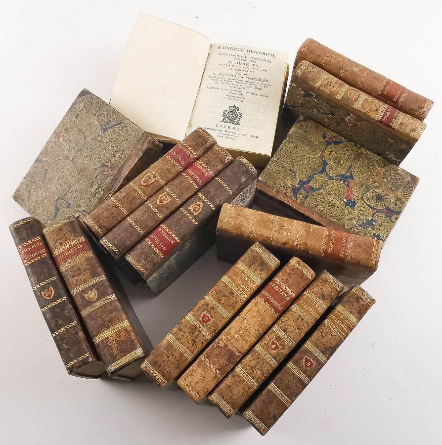 Gabinete Histórico – 1ª edição (1818-1831)