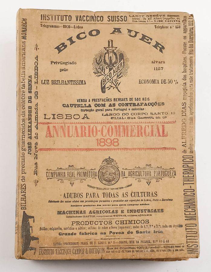 Anuário Comercial para 1898