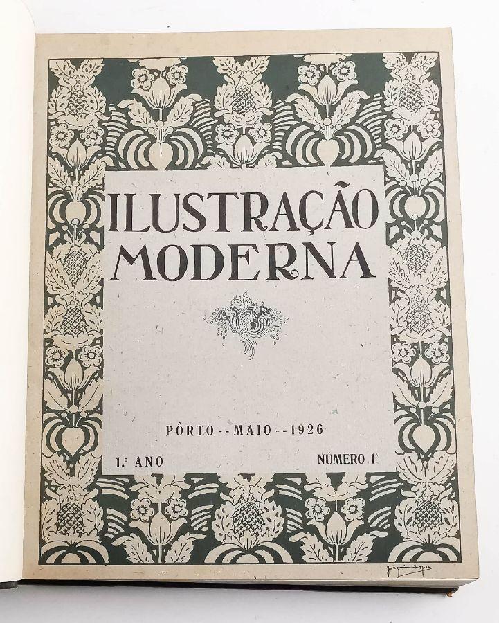 Ilustração Moderna (1926-1932).