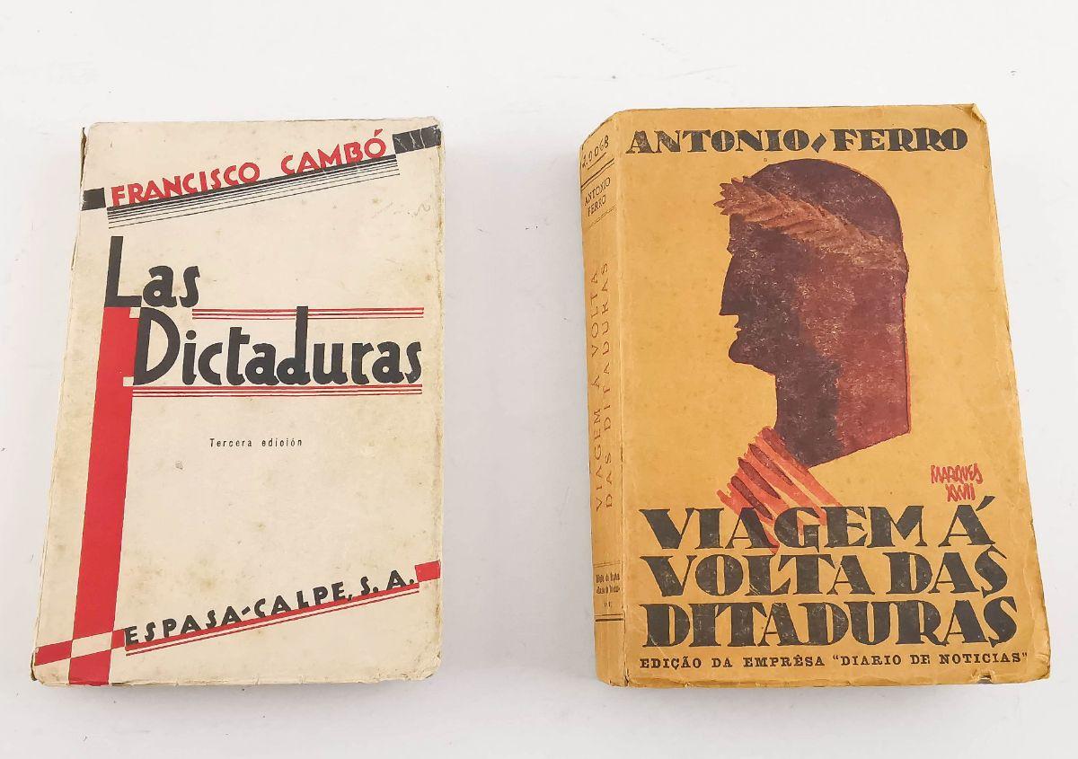 António Ferro – Viagem à Volta das Ditaduras (1927)