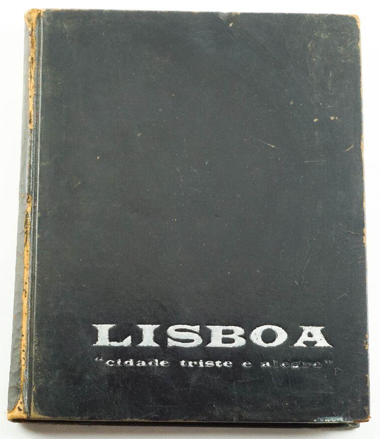 LISBOA CIDADE TRISTE E ALEGRE.