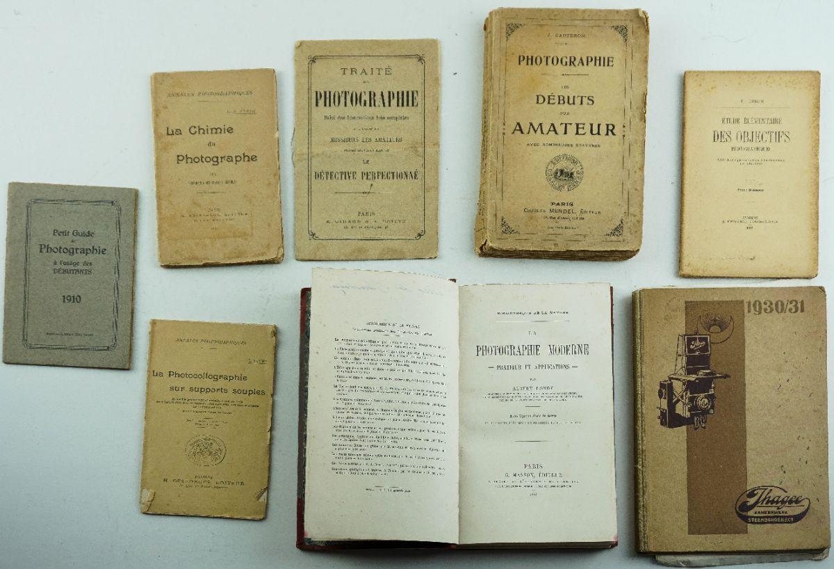 Livros Técnicos de Fotografia