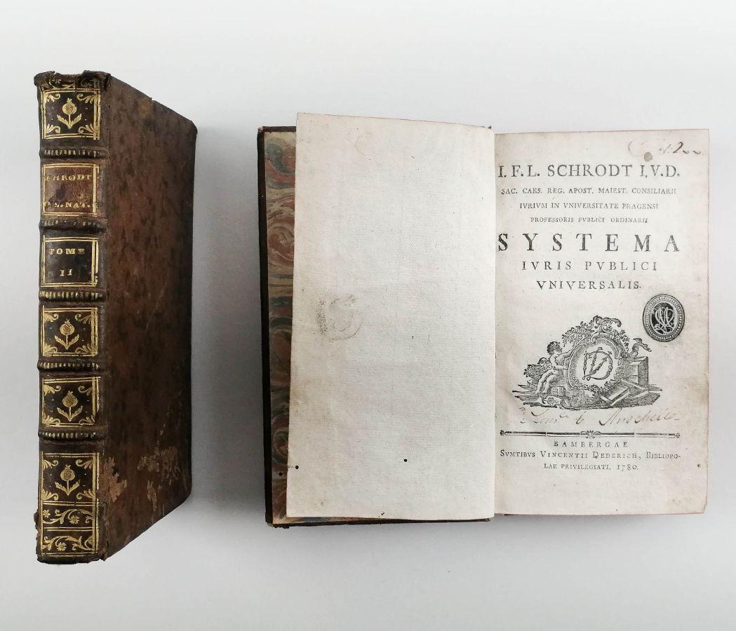 Systema Iuris Publici Universalis – 1780