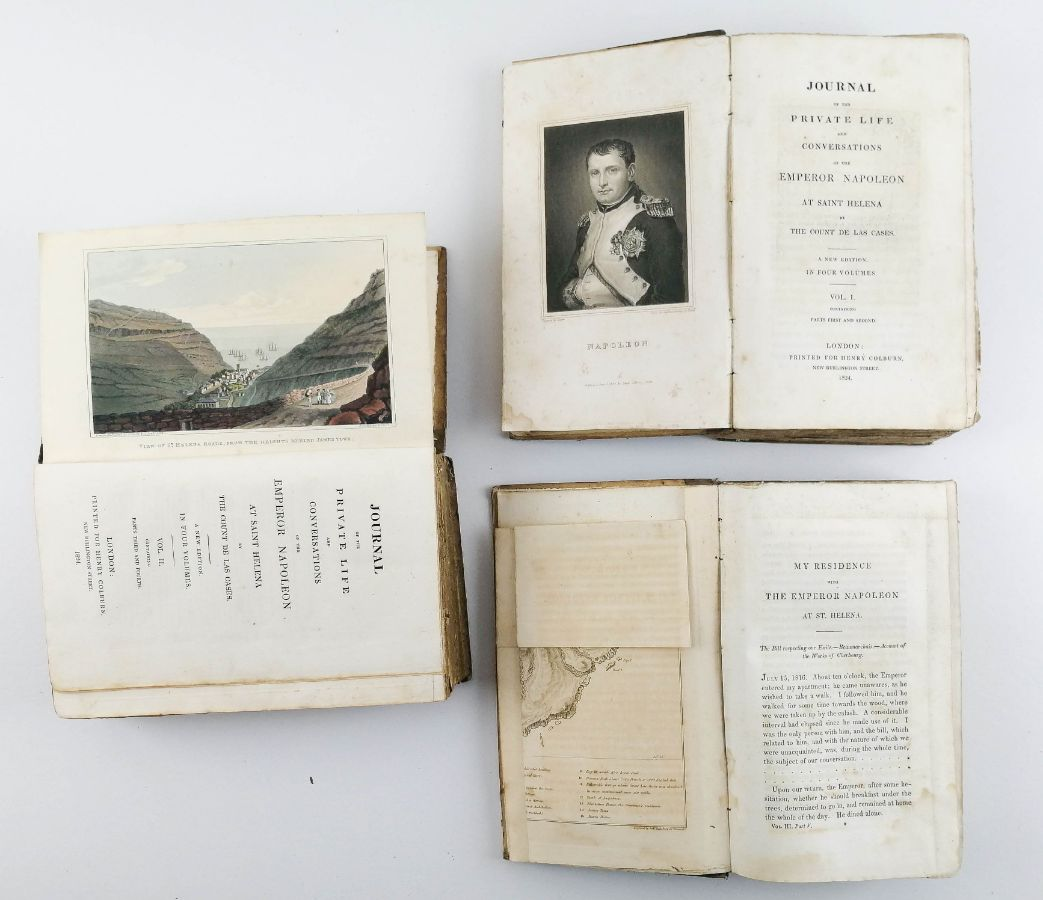 Journal Of The Private Life and Consersations of the Emperor Napoleon at Sant Helena