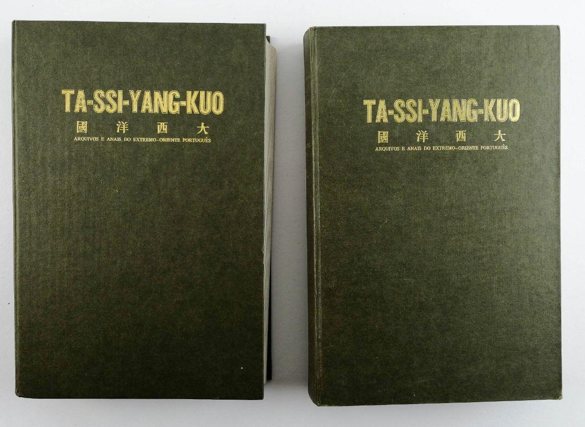TA-SSI- YANG-KUO – Arquivos e Annais do Extremo – Oriente Português