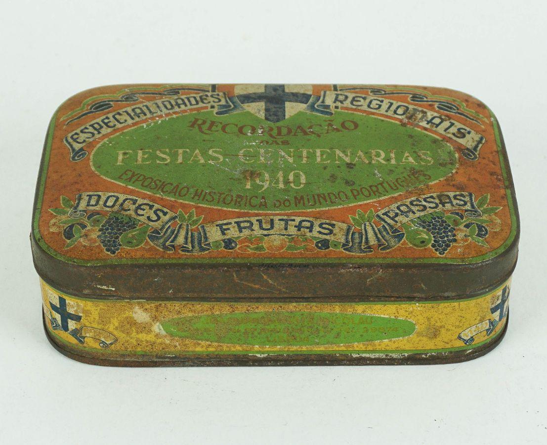 Caixa para doces (Mundo Português 1940)