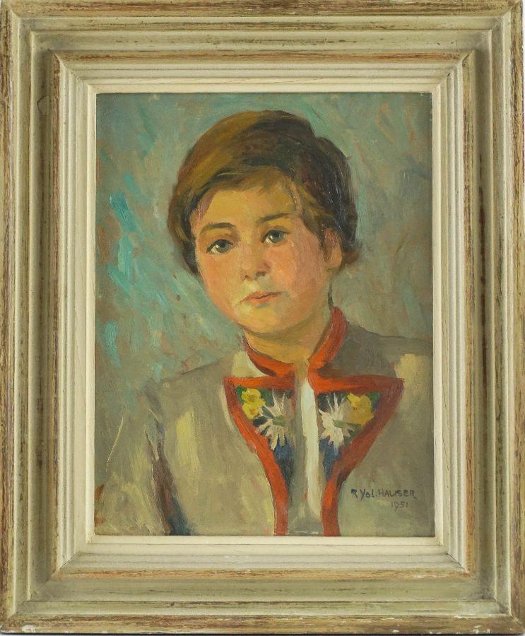Renée Yolande Hauser