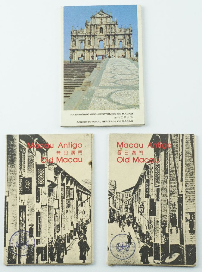 Macau Antigo