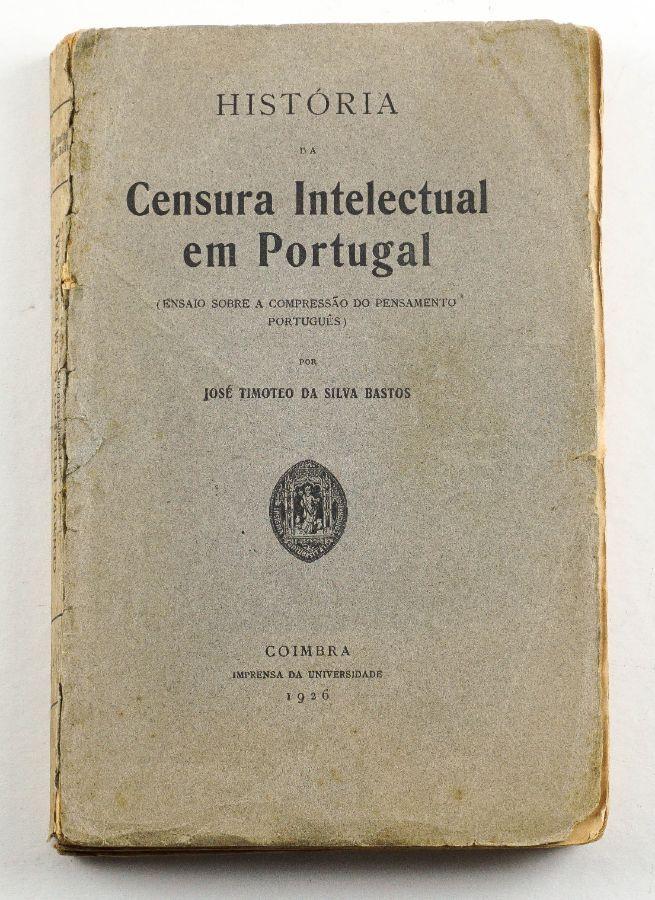 História da Censura Intelectual em Portugal
