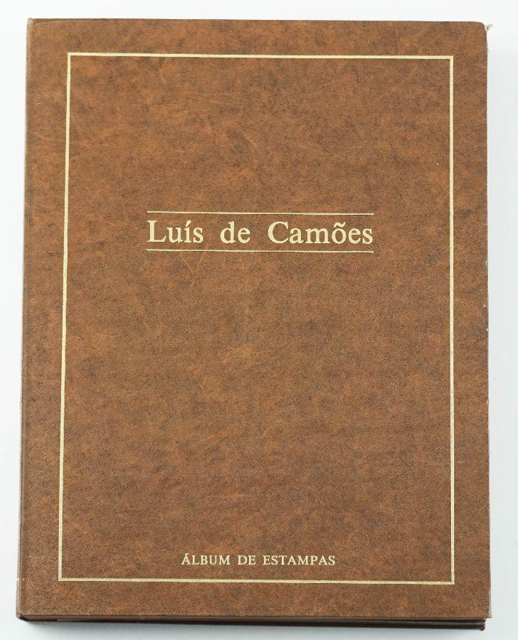 LUíS DE CAMÕES. Álbum de Estampas.
