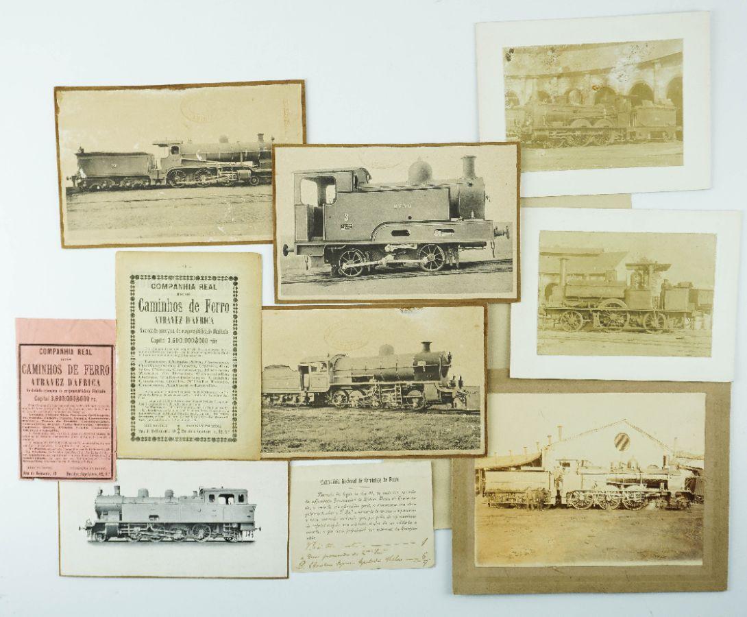 Companhia Real dos Caminhos de Ferro e CP