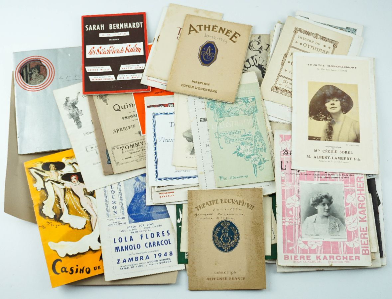50 Programas culturais dos anos 20/30