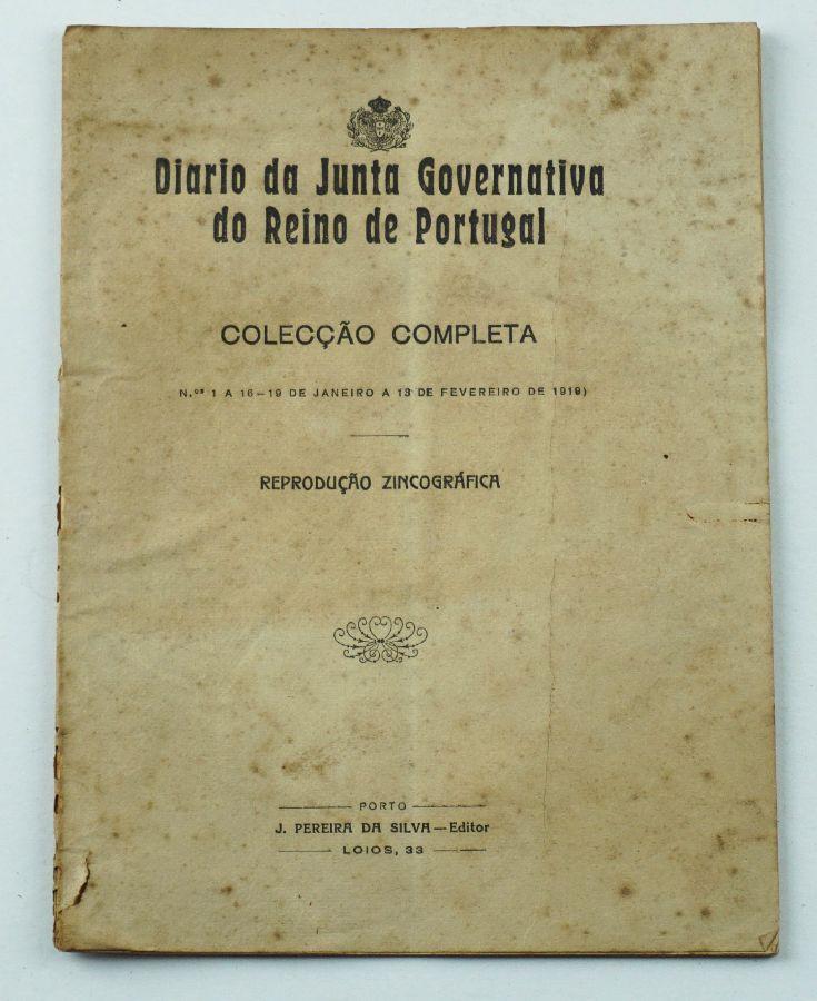 Diário da Junta Governativa do Reino de Portugal
