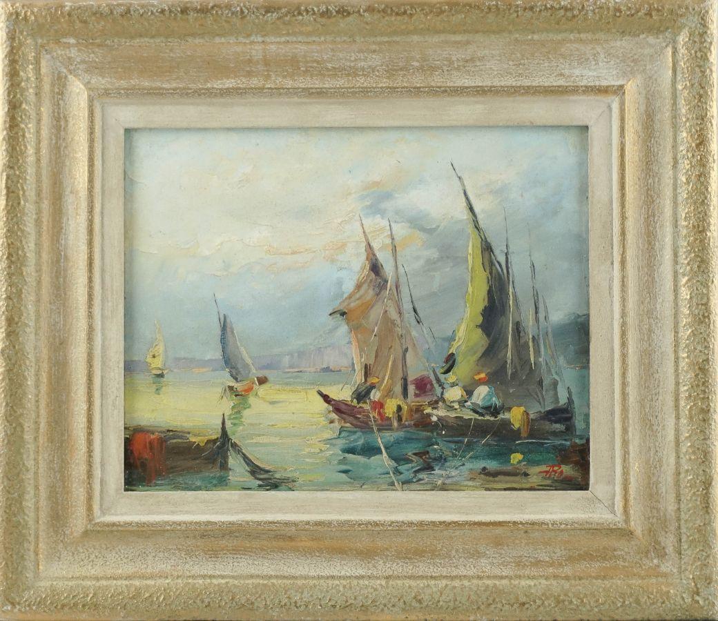 Barcos à vela