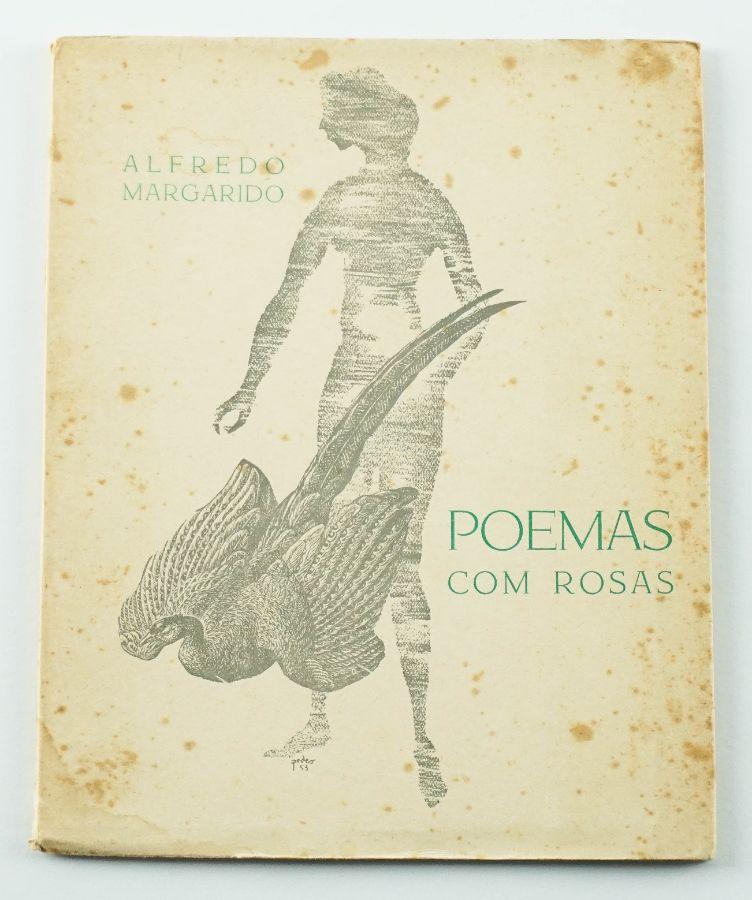 Alfredo Margarido – primeiro livro do autor – com dedicatória