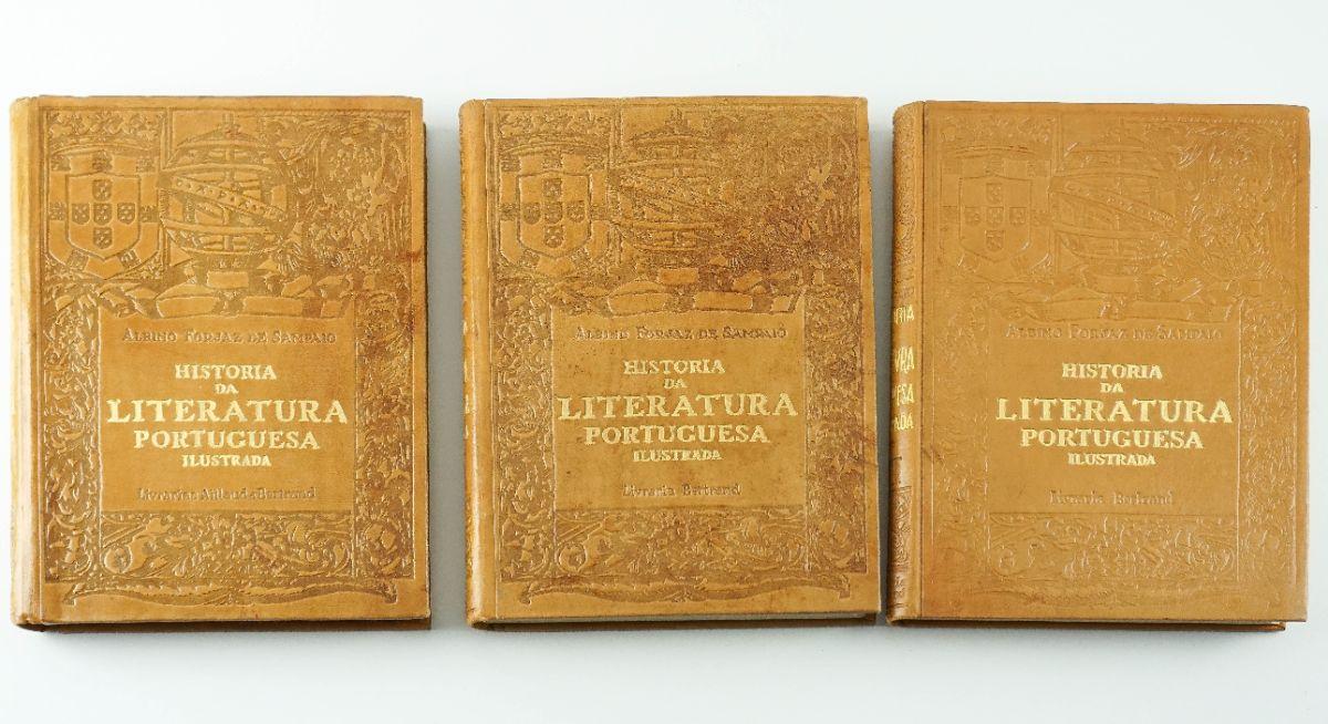 História da Literatura Portuguesa Ilustrada