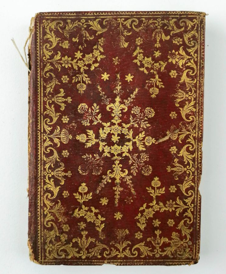 Manual de Orações, 1732