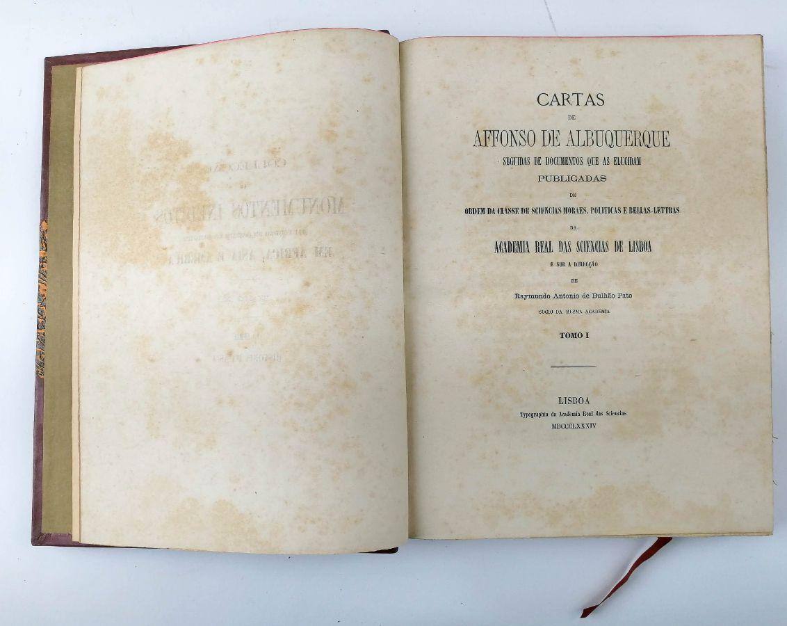 Cartas de Afonso de Albuquerque